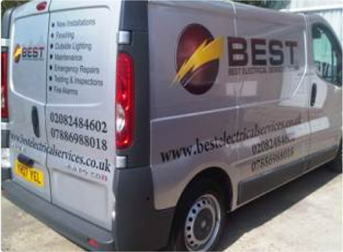 Best Electrical Services Today Van